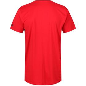 Regatta Cline III T-Shirt Uomo, pepper